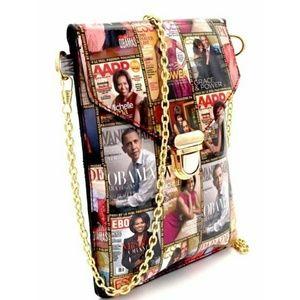 Michelle Obama Medium Crossbosy Handbags